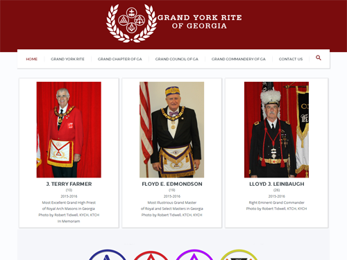 Grand York Rite of Georgia