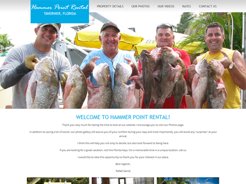 Hammer Point Rental