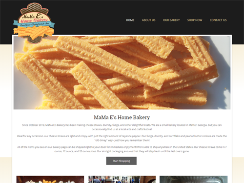 MaMa E's Home Bakery