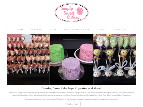 Simply Sweet Cakery